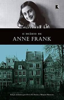 Capa do livro O Diário de Anne Frank