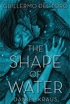 Capa do livro A Forma da Água