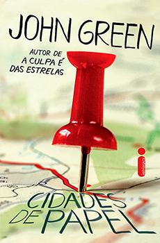 Capa do livro Cidades de Papel