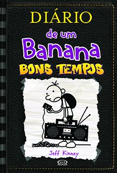 Capa do livro Diário de um Banana 10