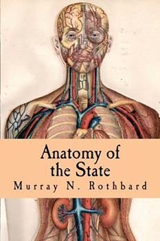 Capa do livro Anatomy of the State