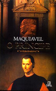 Capa do livro O Príncipe