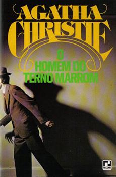 Capa do livro O Homem do Terno Marrom