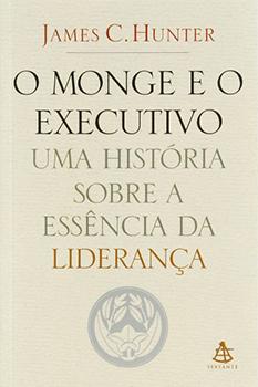 Capa do livro O Monge e o Executivo