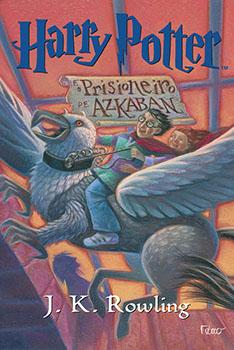 Capa do livro Harry Potter e o Prisioneiro de Azkaban