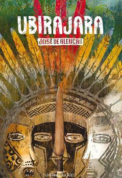 Capa do livro Ubirajara