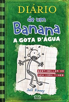 Capa do livro Diário de um Banana 3