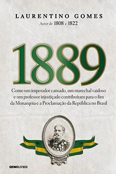 Capa do livro 1889