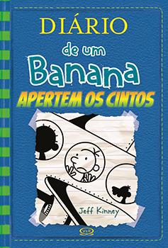 Capa do livro Diário de um Banana 12