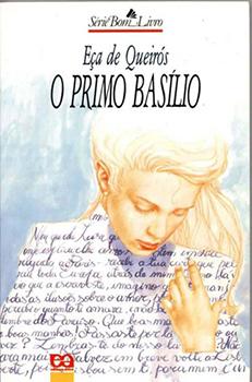 Capa do livro O Primo Basílio