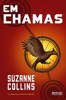 Capa do livro Em Chamas