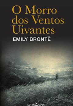 Capa do livro O Morro dos Ventos Uivantes