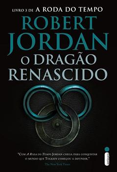 Capa do livro O Dragão Renascido