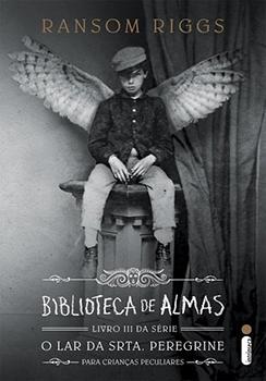 Capa do livro Biblioteca de Almas