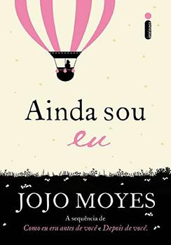 Capa do livro Ainda Sou Eu