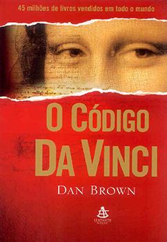Capa do livro O Código Da Vinci