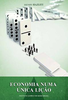 Capa do livro Economia Numa Única Lição
