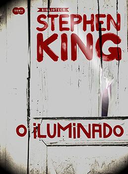 Capa do livro O Iluminado
