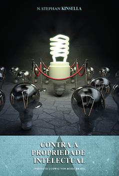 Capa do livro Contra a Propriedade Intelectual