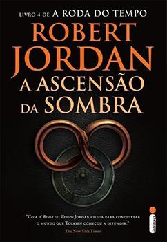 Capa do livro A Ascensão da Sombra