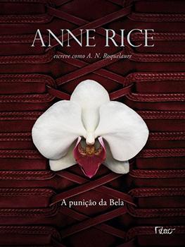 Capa do livro A Punição da Bela