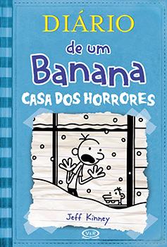 Capa do livro Diário de um Banana 6
