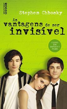 Capa do livro As Vantagens de Ser Invisível