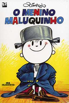 Capa do livro O Menino Maluquinho