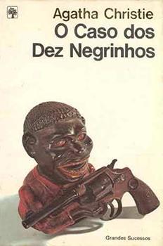 Capa do livro O Caso dos Dez Negrinhos