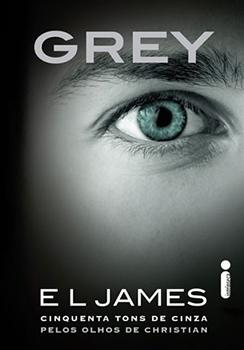 Capa do livro Grey