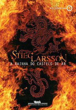 Capa do livro A Rainha do Castelo de Ar