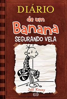 Capa do livro Diário de um Banana 7