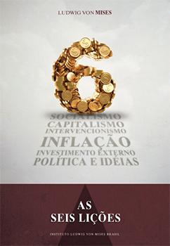 Capa do livro As Seis Lições