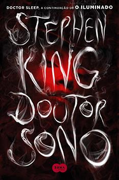 Capa do livro Doutor Sono