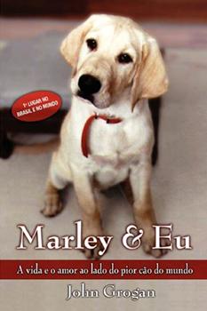 Capa do livro Marley & Eu