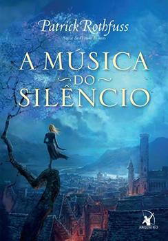 Capa do livro A Música do Silêncio