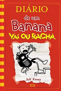 Capa do livro Diário de um Banana 11