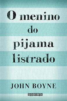 Capa do livro O Menino do Pijama Listrado